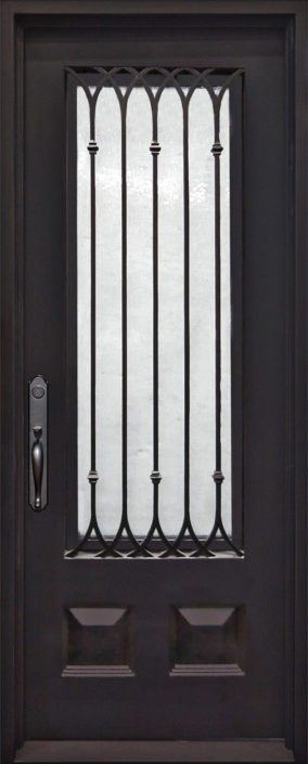 Iron Envy Doors Wrought Iron Front Doors Dallas