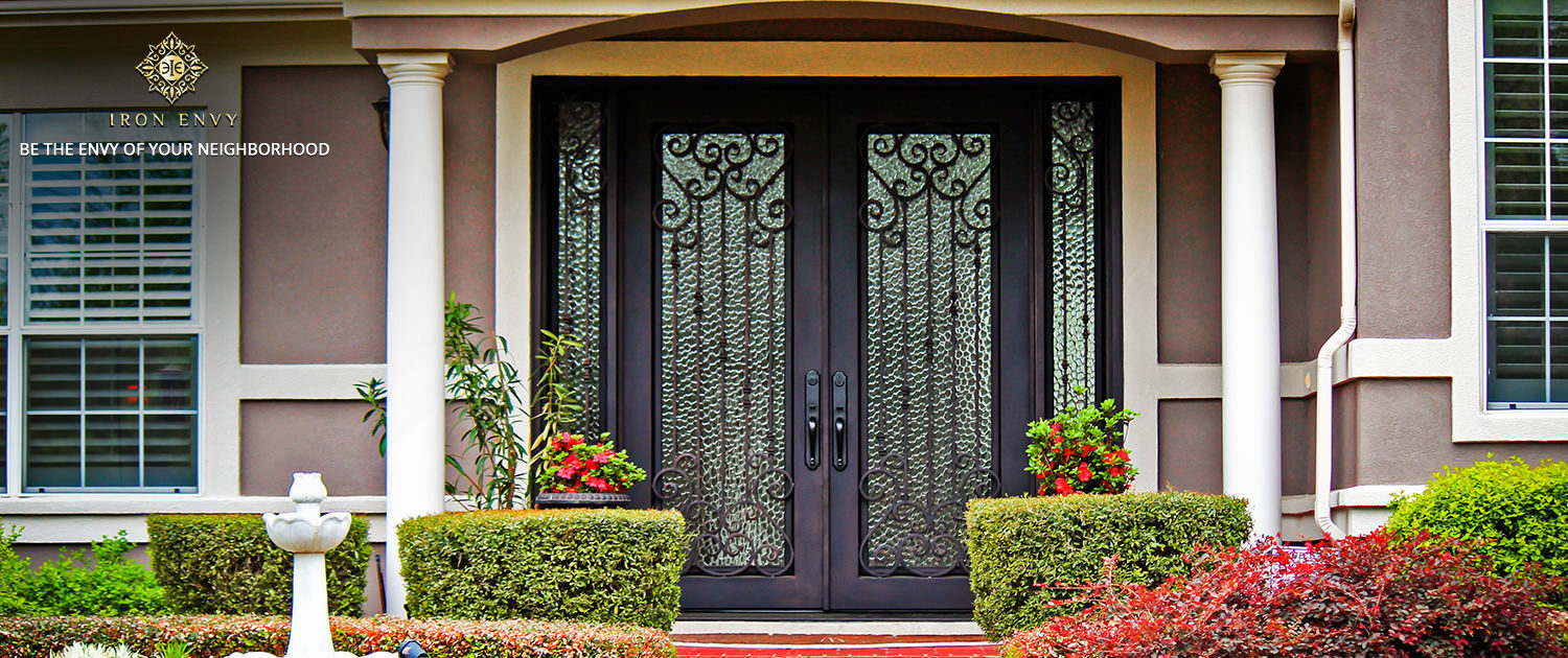 Iron Envy Doors Custom Iron Doors Dallas Iron Envy Of