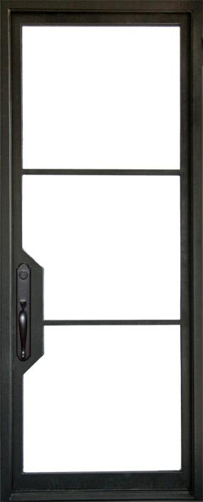 Vision-door